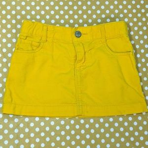 Old Navy Courudoy Skirt - 18-24 mos.